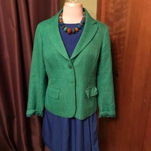 Kelly Green Jacket